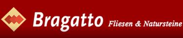 Bragatto Fliesen und Naturstein Logo